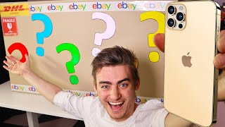 UNBOXING $250,000 EBAY MYSTERY BOX (OMG IPHONE 12 PRO!?)