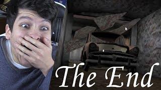 NUEVO FINAL INCREÍBLE !! ESCAPO CON EL AUTO DE GRANNY - Granny (Horror Game)
