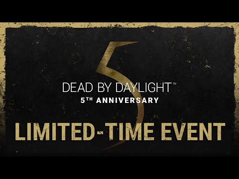 Dead By Daylight 5th Anniversary Event Begins, Includes Free Bloodpoints, Shards, and Cosmetics