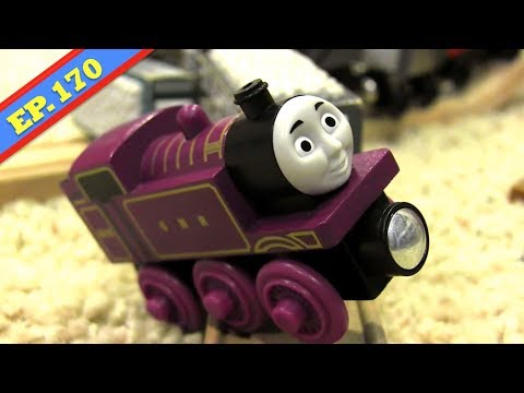 Truckus Ruckus | Thomas & Friends Wooden Railway Adventures | Episode 170