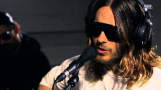 30 Seconds To Mars, 30 Seconds To Mars - Hurricane (live at Radio Nova, HD)