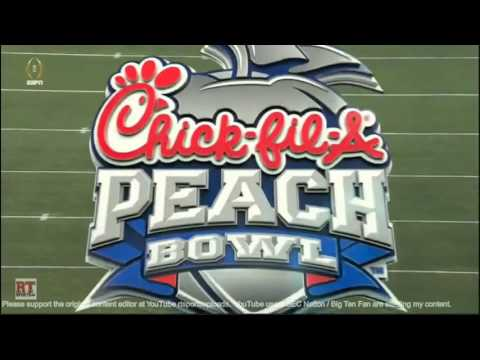 (CFP Semifinal - Peach Bowl) Alabama Crimson Tide vs Washington Huskies in 30 Minutes - 12/31/16
