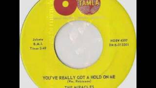 """""""You've Really Got a Hold on Me"""" by The Miracles"""