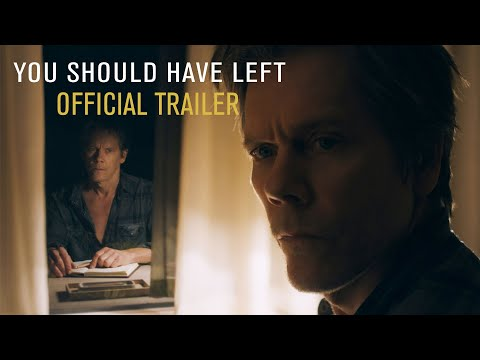 You Should Have Left Movie Trailer