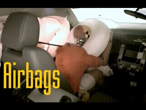 Airbags - Toyota Crash Tests