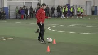 Футбол. Обучение. Мастер-класс. Часть 3