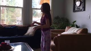 """10 Year Old Dancing To Michael Jackson's Thriller On """"13 Going On 30"""" Movie"""