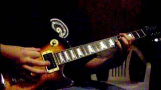 Abstract Rude - Nuff Fire (guitar cover)