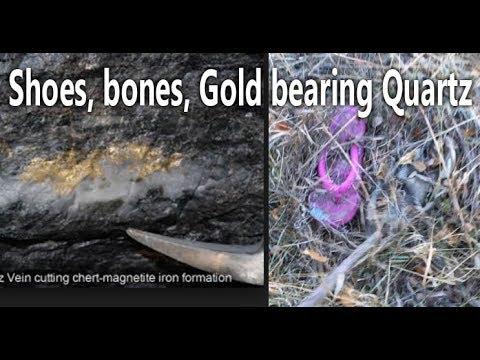 Bigfoot Rockhounding Adventure for Evidence in Colorado part 1