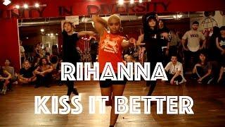Rihanna   Kiss It Better | Hamilton Evans Choreography