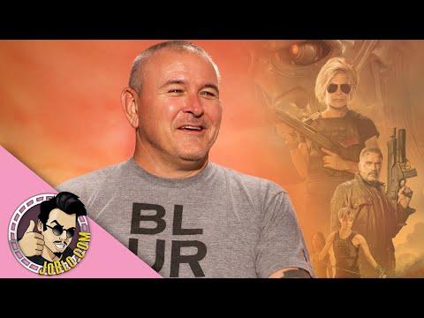 Tim Miller Interview for Terminator: Dark Fate