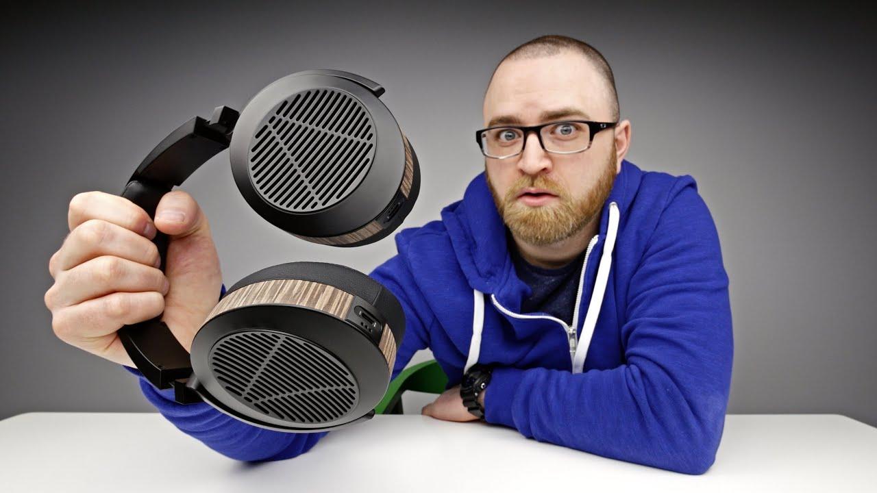 $700 Audeze Headphones thumbnail