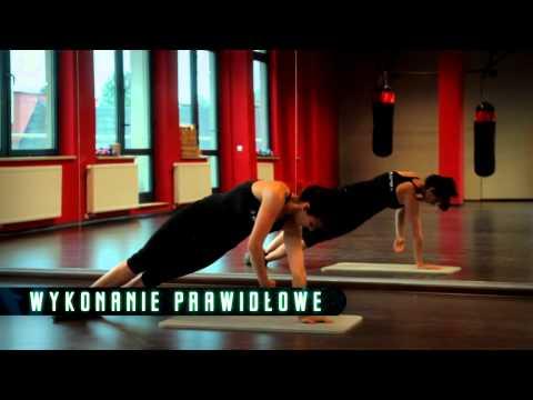Ćwiczenia mięśni strona