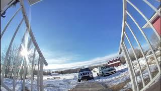 Emax Tinyhawk 2 Race - INSTA360GO - Winter-Time FPV