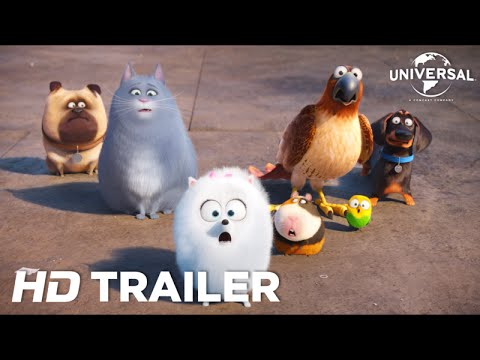 Movie Trailer: The Secret Life of Pets (0)