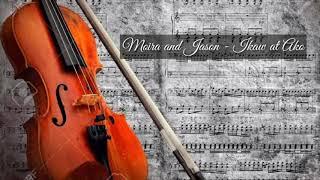 Moira & Jason   Ikaw At Ako (violin Cover)