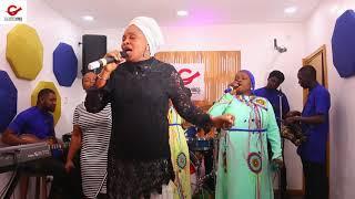 "Tope Alabi on Day 4 of WORSHIP at ""The 9 Nights with ELERUNIYIN"""