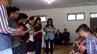 preview picture of video 'NHKBP Pamulang - How Great is Our GOD'