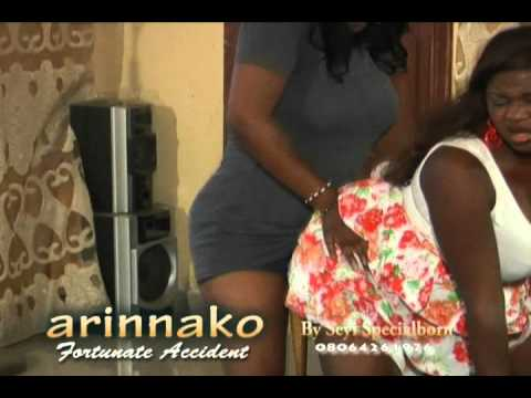 FORTUNATE ACCIDENT -ARINNAKO IFE-