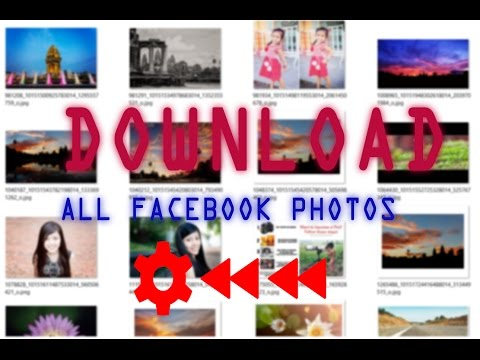 Download How To Download All Photos From A Facebook Page