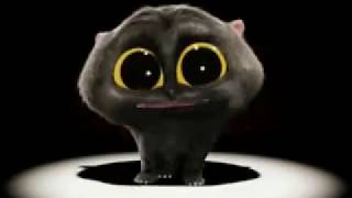 Смешной мультик про кота