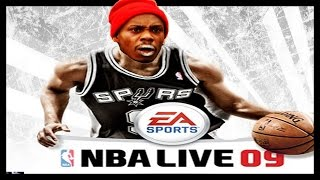 SO WHAT IF HE SMOKES CRACK!?! - NBA Live 2009 PS3 Gameplay  #ThrowbackThursday ft. Juice