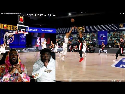 Reacting to NBA Limitless Range Shots !