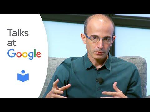 "Yuval Noah Harari: ""21 Lessons for the 21st Century"" | Talks at Google"