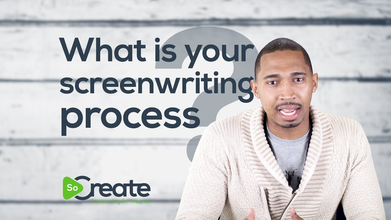 Screenwriter Noel Braham Explains His Screenwriting Process