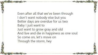 Chanté Moore - Everything We Want Lyrics
