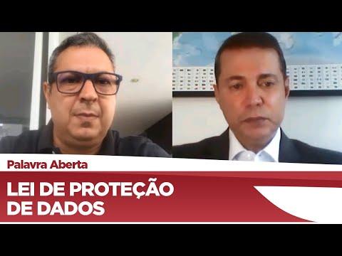 Ricardo Izar fala sobre o projeto que altera a Lei Geral de Proteção de Dados - 01/07/20