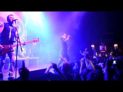 Inicio concierto Lendakaris Muertos, A la calle! - Sala Rock City Valencia - Full HD 1080