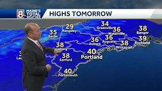 Storm Winding Down, With Improving Weather Tomorrow