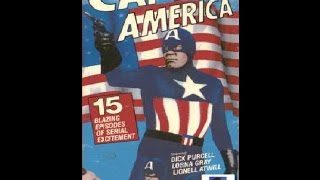 Captain America:  Chapter 9-Triple Tragedy