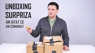UNBOXING SURPRIZĂ - Am uitat ce mi-am cumpărat (www.buhnici.ro)