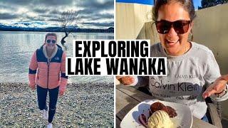 Lake Wānaka, New Zealand