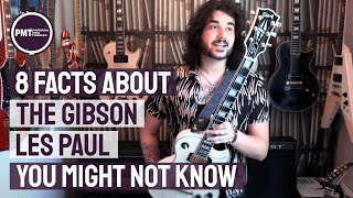 8 Awesome Facts About The Gibson Les Paul You (Probably) Didnt Know - Quick History Of The Les Paul