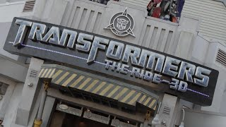 Science of Universal Orlando Resort: TRANSFORMERS: The Ride-3-d