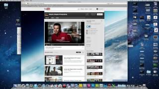 Youtube New Channel Edit Tutorial HD 2012