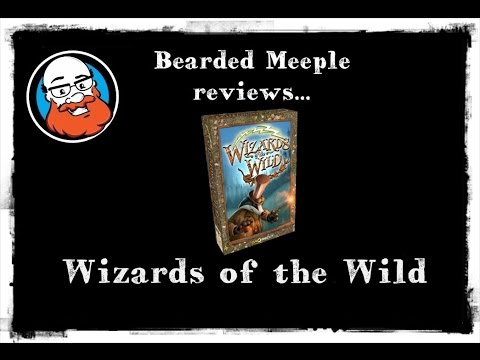 Bearded Meeple reviews Wizards of the Wild