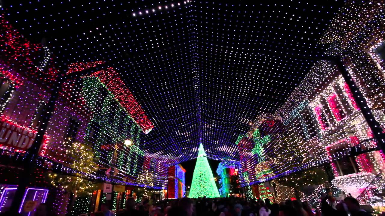 Osborne Family Spectacle of Dancing Lights 2012 - Winter Wonderland