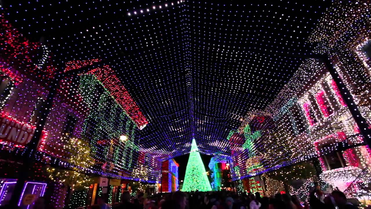 Osborne Family Spectacle of Dancing Lights 2012 - Winter Wonderland