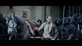 Kral Arthur - Kılıç Efsanesi Türkçe Altyazılı Fragman