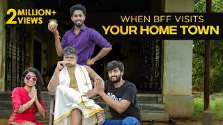 When BFF visits your Hometown | Pongal Special Video | Awesome Machi | English Subtitles