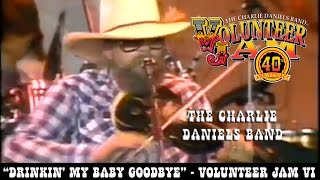 Heres another great Volunteer Jam moment the CDB performs Drinkin My Baby