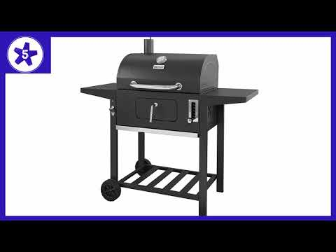 Royal Gourmet 24 Inch Charcoal Grill Review