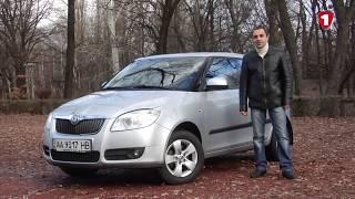 Обзор б/у автомобиля Skoda Fabia 1999-2007 г.в.