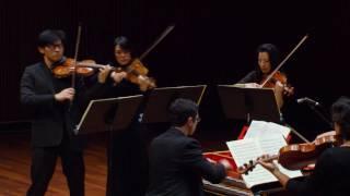 Bach: Brandenburg Concerto No. 3 (excerpt)