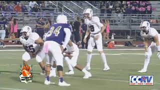 Sinton vs. Aransas Pass Highlights - Friday Night Fever