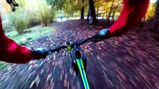preview picture of video 'Mountain Biking in single trails around Gorgan in Iran'